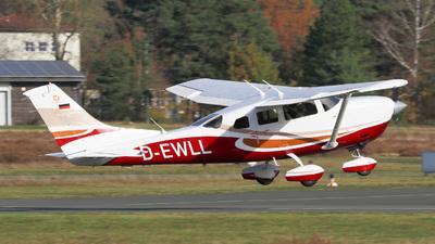 D-EWLL - Cessna T206H Stationair TC - Private