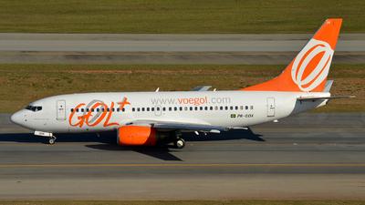 PR-GOX - Boeing 737-7K9 - GOL Linhas Aéreas