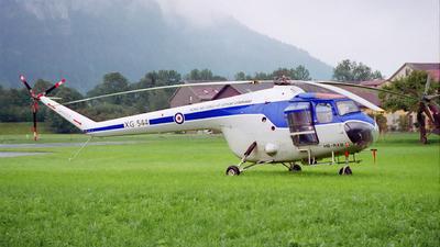 HB-RXB - Bristol 171B HR MK. 52 Sycamore - Private
