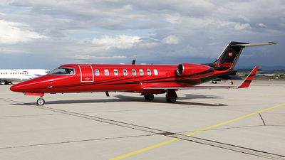 TC-RSB - Bombardier Learjet 45 - Private