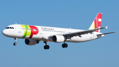CS-TJE - Airbus A321-211 - TAP Air Portugal