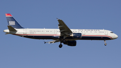 N197UW - Airbus A321-211 - US Airways