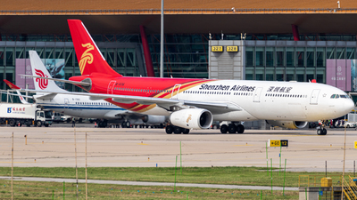 A picture of B1036 - Airbus A330343 - Shenzhen Airlines - © KO-PIKX