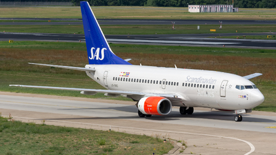 LN-RNO - Boeing 737-783 - Scandinavian Airlines (SAS)