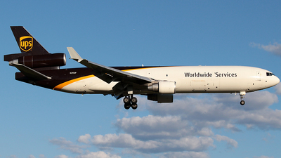 N295UP - McDonnell Douglas MD-11(F) - United Parcel Service (UPS)