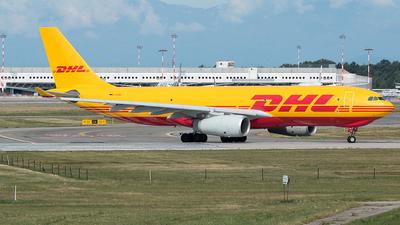 D-ALMA - Airbus A330-243F - DHL (European Air Transport)