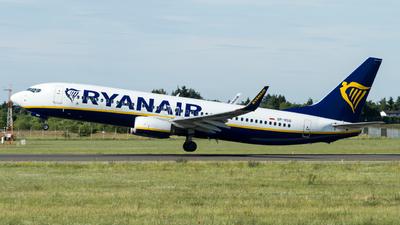 A picture of SPRSQ - Boeing 7378AS - Ryanair - © Bartosz Szablewski