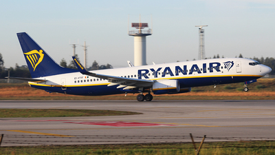 EI-FTF - Boeing 737-8AS - Ryanair