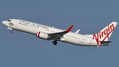 A picture of VHVUO - Boeing 7378FE - Virgin Australia - © Juan Contreras