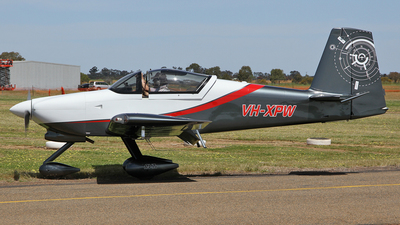 VH-XPW - Vans RV-7A - Private