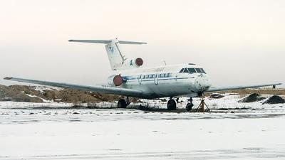 UN-87420 - Yakovlev Yak-40 - Semey Avia