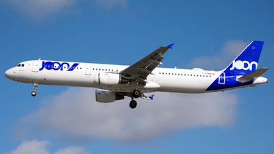 F-GTAM - Airbus A321-211 - Joon