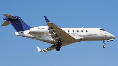 OE-HDU - Bombardier BD-100-1A10 Challenger 300 - Amira Air