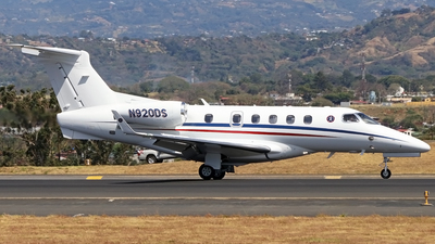 N920DS - Embraer 505 Phenom 300 - Private