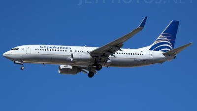 HP-1715CMP - Boeing 737-8V3 - Copa Airlines