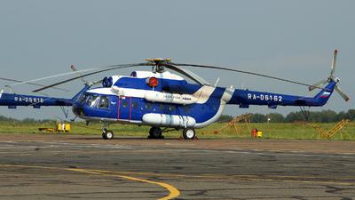 RA-06162 - Mil Mi-8T Hip - Gazpromavia
