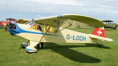 A picture of GLOCH - Piper J3C65 Cub - [12687] - © Planet Aircraft