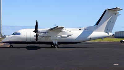 VH-LCL - Bombardier Dash 8-Q202 - Surveillance Australia