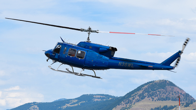 N36WL - Bell 212 - Private