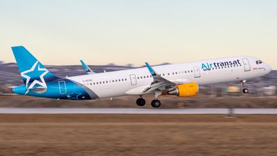 C-GTXO - Airbus A321-211 - Air Transat