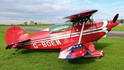 G-BOEM - Pitts S-2A Special - Private