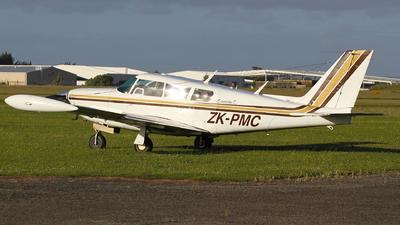 ZK-PMC - Piper PA-24-260 Comanche C - Private