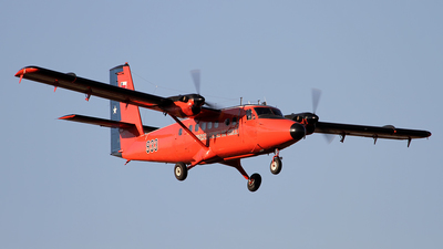 933 - De Havilland Canada DHC-6-300 Twin Otter - Chile - Air Force