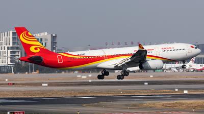 B-6520 - Airbus A330-343 - Hainan Airlines