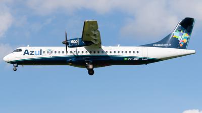 PR-AQV - ATR 72-212A(600) - Azul Linhas Aéreas Brasileiras