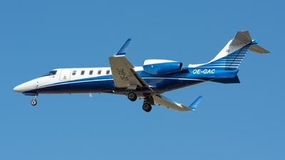 OE-GAC - Bombardier Learjet 45 - Avionord