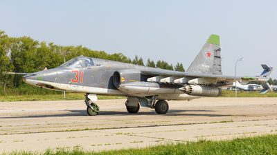 RF-93022 - Sukhoi Su-25SM Frogfoot - Russia - Air Force