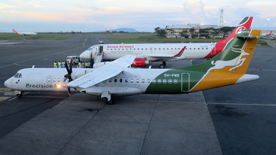 5H-PWB - ATR 72-212A(500) - Precision Air