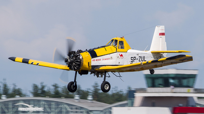 SP-ZUL - PZL-Mielec M-18B Dromader - Private