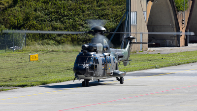 T-333 - Eurocopter AS 532UL Cougar - Switzerland - Air Force