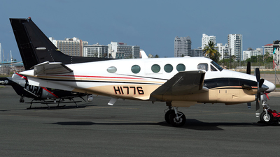HI776 - Beechcraft C90 King Air - Private
