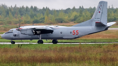 RF-92948 - Antonov An-26 - Russia - Air Force