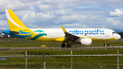 RP-C4108 - Airbus A320-214 - Cebu Pacific Air