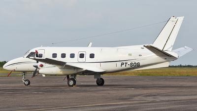 PT-SOG - Embraer EMB-110P1 Bandeirante - Manaus Aerotaxi