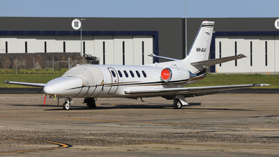 VH-JLU - Cessna S550 Citation SII - Private
