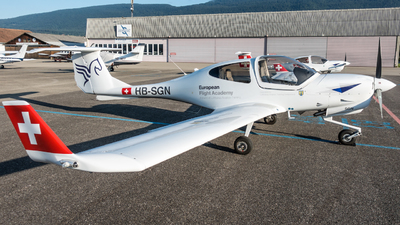 HB-SGN - Diamond DA-40NG Diamond Star - European Flight Academy