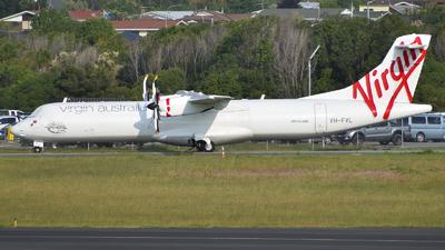 A picture of VHFVL - ATR 72500 - [0974] - © Sean Avery
