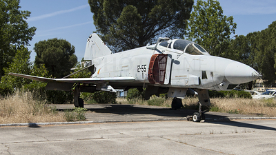 CR.12-46 - McDonnell Douglas RF-4C Phantom II - Spain - Air Force
