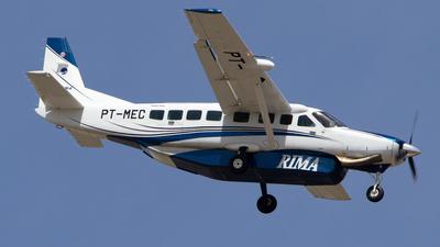 PT-MEC - Cessna 208B Grand Caravan - RIMA Táxi Aéreo