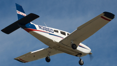 N386D - Piper PA-28-181 Archer TX - ATP Flight School