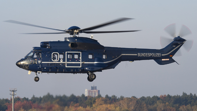 D-HEGH - Eurocopter AS 332L Super Puma - Germany - Bundespolizei
