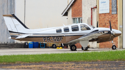 PR-SBP - Beechcraft G58 Baron - Private