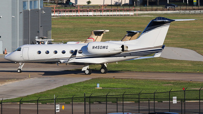 N450WG - Gulfstream G-IV - Private