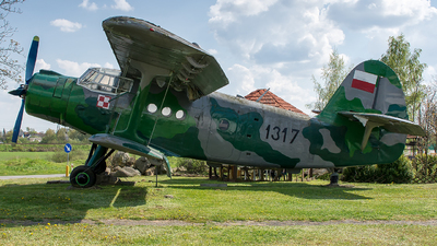 1317 - Antonov An-2 - Poland - Air Force