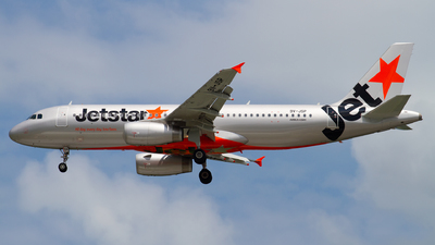 9V-JSP - Airbus A320-232 - Jetstar Asia Airways