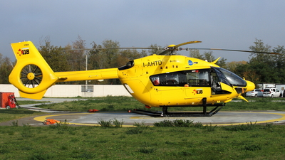 I-AHTD - Airbus Helicopters H145 - Babcock MCS Italia